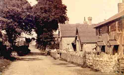 The Old Almshouses / Hall View (7) and The Old School (8), Lower Sea Lane