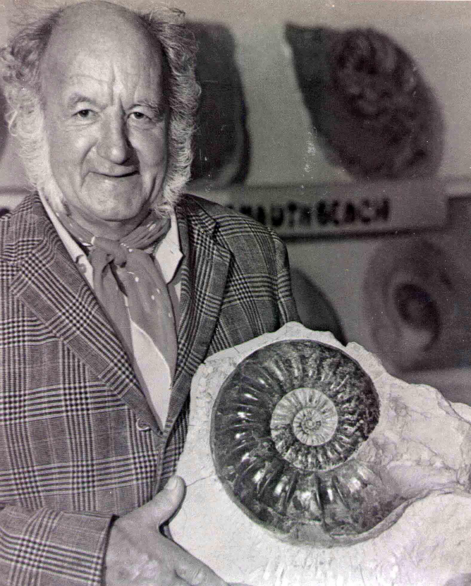 Barney Hansford